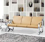 단순한 설계 좋은 품질 사무실 소파 주식 1+1+3에 있는 공중 의자 갯솜 소파 높이 뒤 208h#