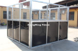 Pena de alimentação do cavalo estável móvel provisório do cavalo (XMM-HS1)
