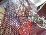 2017 vinili decorativi smontabili del buon mercato/pellicola astuta per attaccare della finestra di automobile/autoadesivo dell'automobile/maglia unidirezionale di visione