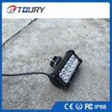 지프를 위한 Offroad LED 가벼운 36W 크리 사람 LED 표시등 막대