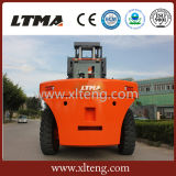 Chinois grand chariot élévateur diesel de 30 tonnes avec l'homologation de la CE