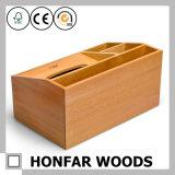 호텔 훈장을%s 다기능 단단한 나무로 되는 저장 상자