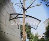 Tentes en aluminium utilisées par polycarbonate durable économique de porte d'ombre à vendre (YY1000-F)