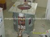 Индукционная электропечь частоты средства Coreless для меди 150kg/утюга