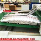 Máquina acanalada de Gluer de la carpeta del rectángulo de cuatro esquinas (SCM-1800PC C4)