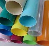 Cadena de producción de extrudado de la hoja plástica