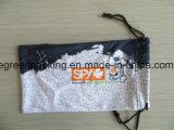 Bolsa de los vidrios de Microfiber con la impresión a todo color