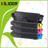 Cartucho de toner compatible de la impresora de color Tk-5140 Tk-5141 Tk-5142 para Kyocera