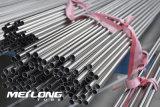 Aislante de tubo inconsútil de la instrumentación del acero inoxidable de la precisión de Tp316L