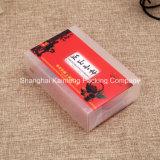 Коробки Prinitng любимчика ясности высокой ранга UV пластичные для косметического пакета