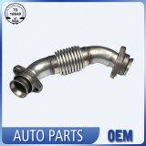 Tubulação de exaustão das peças de motor do motor, sobressalente das peças do motor