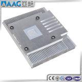 Disipador de calor de aluminio/de aluminio fabricado y Raditors para industrial