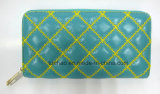 Бумажник PU новой Contast цвета вышивки конструкции повелительницы