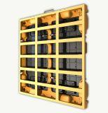 옥외 P10 높은 광도 풀 컬러 LED 스크린 모듈 3 년으로 보장