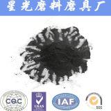Charbon actif par poudre anthracite noire pour la décoloration de pétrole
