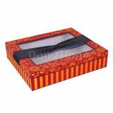 長方形のWindowsが付いているハイエンド堅い板紙箱