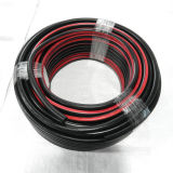 Manguito de aire de goma multiusos negro de Yute 1/4 con SGS RoHS