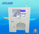 CCD-intelligente Sichtin position bringenfaser-Markierung/Gravierfräsmaschine