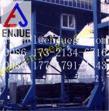 Unidade de pesagem e empacotamento móvel de contentores automática para máquina portuária