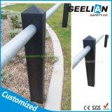 Reflexible столб загородки пала Rrecycled пластичный