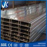 Kanaal het van uitstekende kwaliteit van het Roestvrij staal