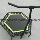 Trampolino di salto del mini ente esagonale dell'interno con i cavi di ammortizzatore ausiliario da vendere