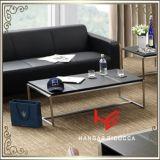 Tabella moderna laterale dell'angolo del tavolino da salotto della mobilia dell'hotel della mobilia della casa della mobilia dell'acciaio inossidabile della Tabella di tè della Tabella di sezione comandi della Tabella della mobilia della Tabella (RS161003)