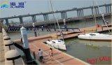 Понтон алюминиевой шлюпки конкурентоспособной цены плавая сделанный в Китае