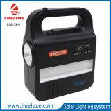 Bewegliche Solarlicht LED helle Solarlampe des Gleichstrom-Solarlicht-LED