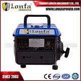 950 Pequeño portátil uso en el hogar Generador de gasolina fácil para llevar