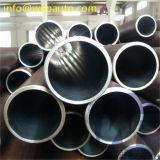 La producción del cromo interno 316 plateado afiló con piedra el tubo