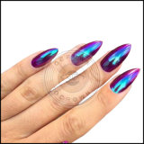 Colorant perlé de vernis à ongles d'effet de miroir de caméléon