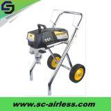 De draagbare Machine Zonder lucht van de Verf van de Nevel van de Muur van de Hoge druk Elektrische voor Verkoop St6390