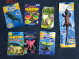 L'eau croissante en gros de jouets d'animaux d'approvisionnement d'usine dépensent des jouets de l'eau