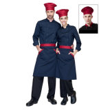 Restaurant Professional Unique Design Kitchen Italian Chef Uniform