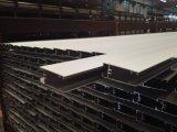 Weiye anodizado de aluminio desplazamiento ventana perfiles de extrusión OEM y ODM pedidos son bienvenidos