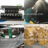 Manufatura de aço da correia transportadora do cabo