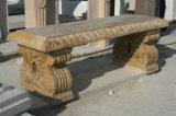大理石のベンチ
