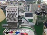 Компьютерный машина с одной головкой Вышивка для Cap, майка и квартира вышивкой