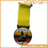 Kundenspezifische Goldmedaille für Andenken (YB-MD-01)