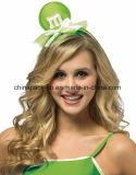 Mini Vestido M&M Verde Sassy Tutú Adolescente Niñ come Disfraz Adolescente (CPGC7003X)