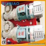 Grua elétrica do passageiro da construção motor do dínamo de 3 fases (220V-440V 11kw 15kw 18kw)