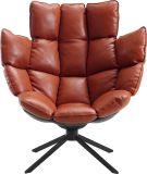 2017腰掛けが付いている一義的な現代家具の米の殻の余暇の椅子