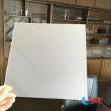 Bianco acrilico materiale dello strato glassato diffusore del LED Mitsubishi