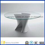 カスタマイズされたサイズの緩和されたテーブルの上ガラス