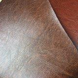 Пламя - retardant синтетический PU кожаный Hx-F1730 мебели