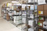 病院の薬屋のための調節可能な金属の記憶ラック