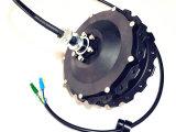 Motor engranado negro del eje de Ebike
