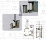 Mini tipo enchimento hidráulico da salsicha do SUS 304, máquina do enema da salsicha (GS-12)