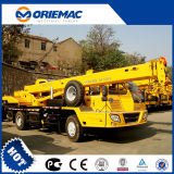 XCMG Kraan van de Vrachtwagen van 12 Ton de Mobiele Kleine Qy12